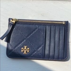 Tory Burch Compact Slot Wallet